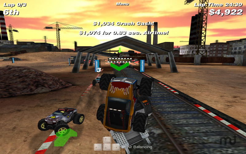 Screenshot 1 for 4x4 Offroad Racing