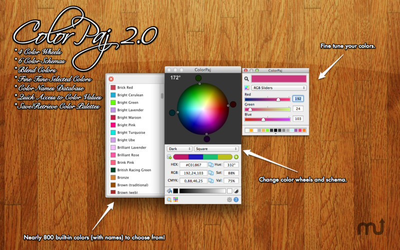 Screenshot 1 for ColorPaj
