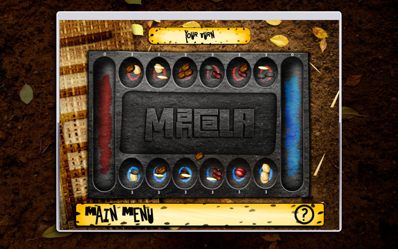 Screenshot 1 for Mancala Kalah
