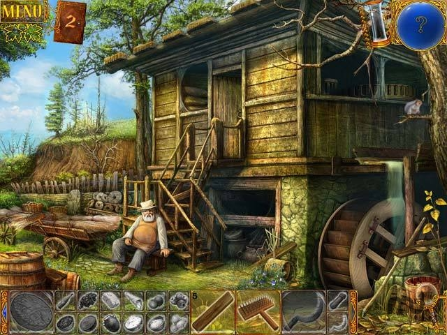 Screenshot 1 for Love Chronicles: The Spell Collector's Edition