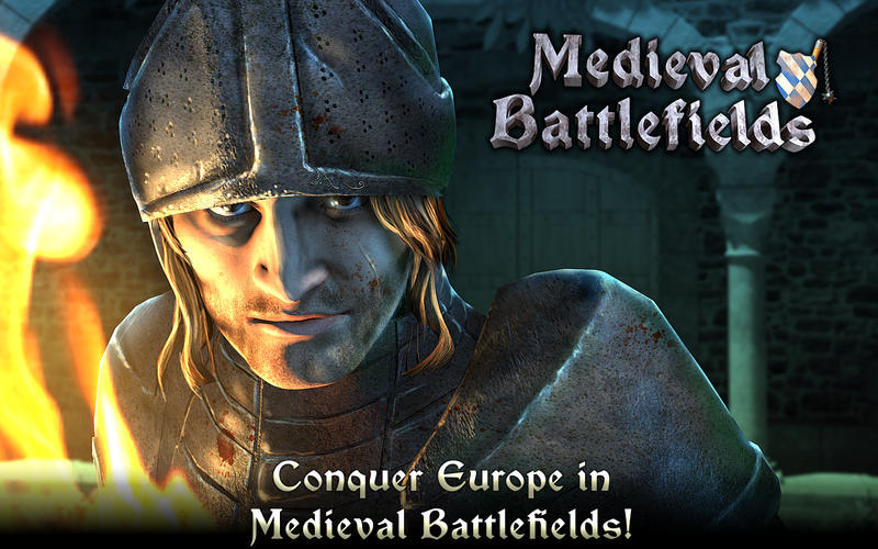 Screenshot 1 for Medieval Battlefields