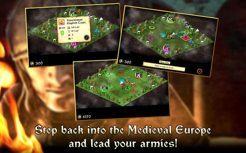 Screenshot 2 for Medieval Battlefields