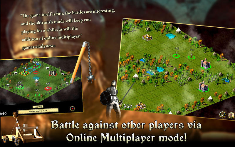 Screenshot 4 for Medieval Battlefields