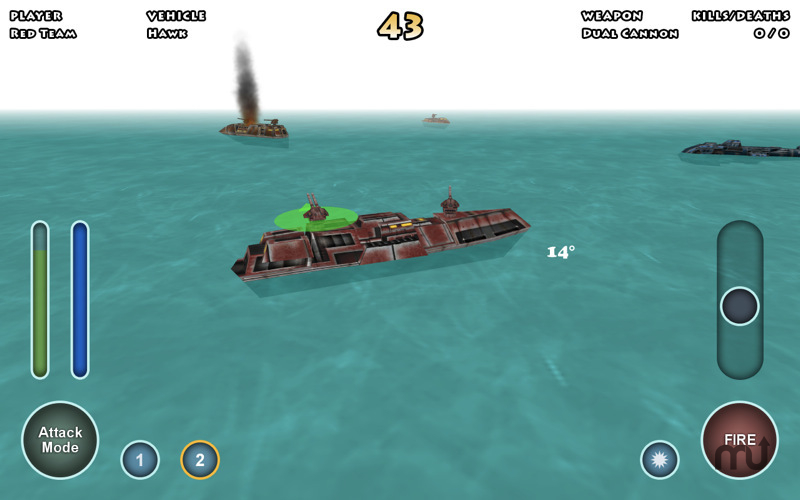 Screenshot 1 for Minute Commander