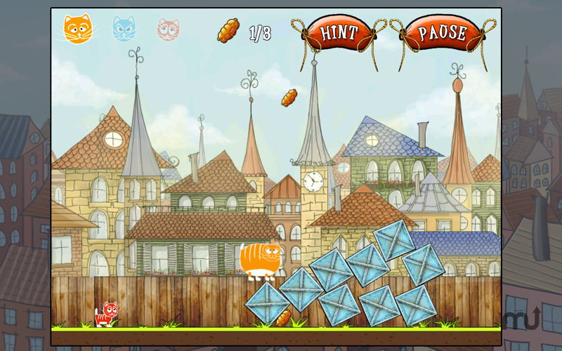 Screenshot 1 for Cats, Inc
