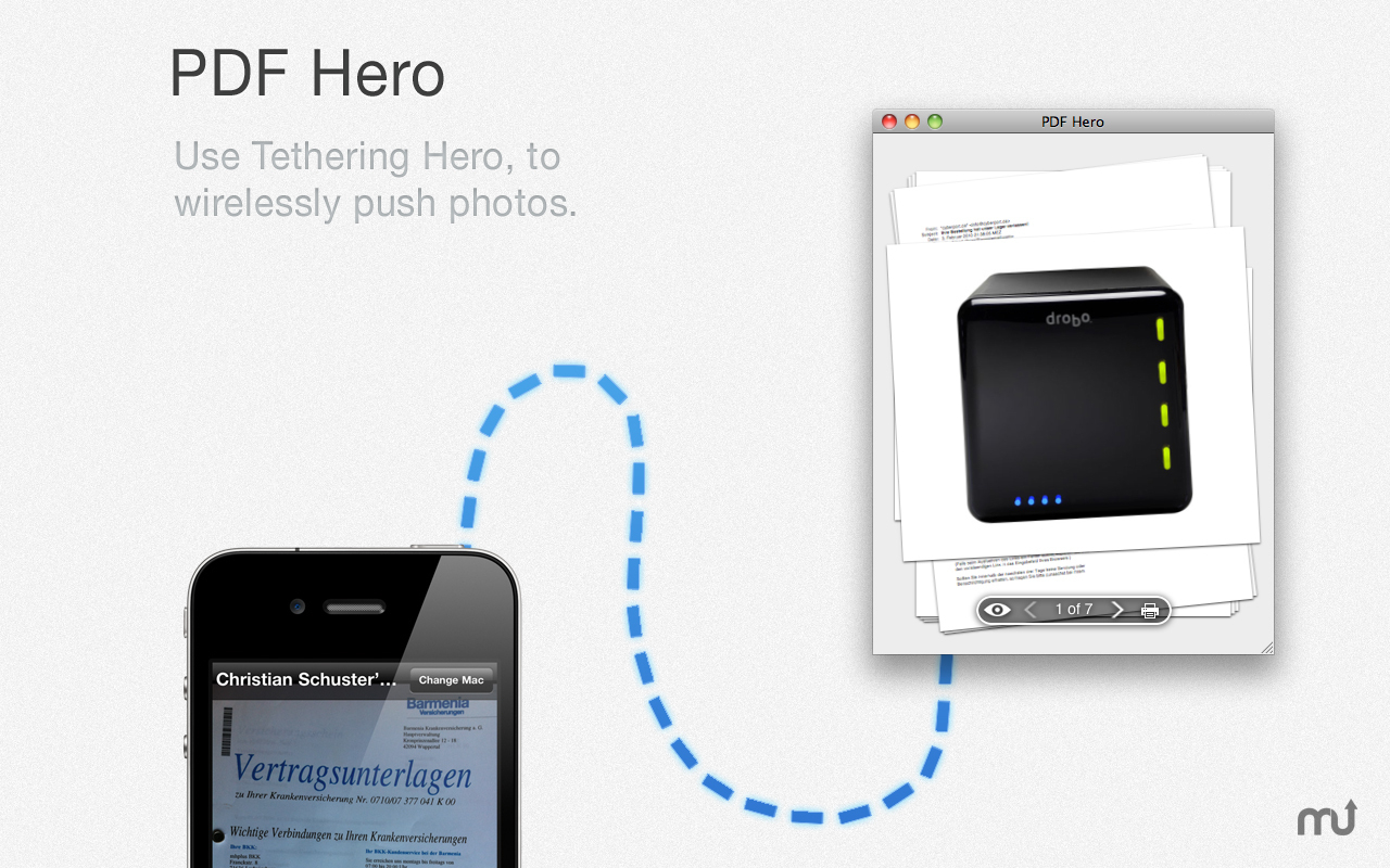 Screenshot 1 for PDF Hero