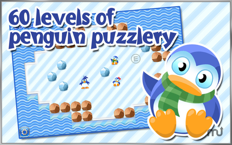 Screenshot 1 for Puzzle Penguins