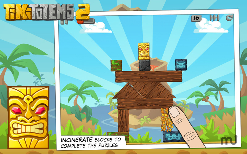 Screenshot 1 for Tiki Totems 2
