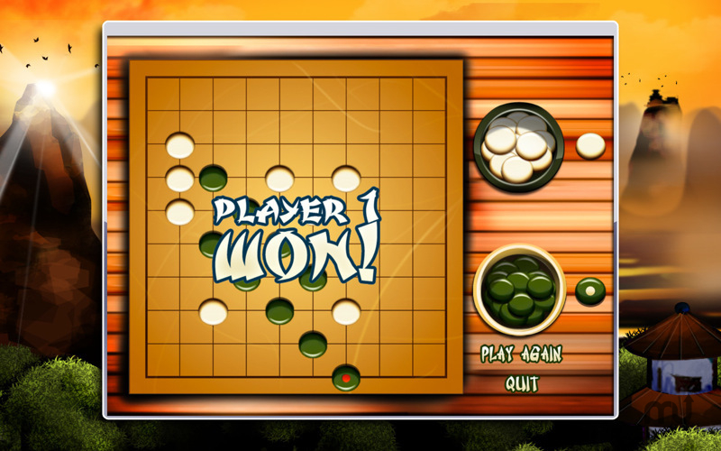 Screenshot 1 for Master of Gomoku