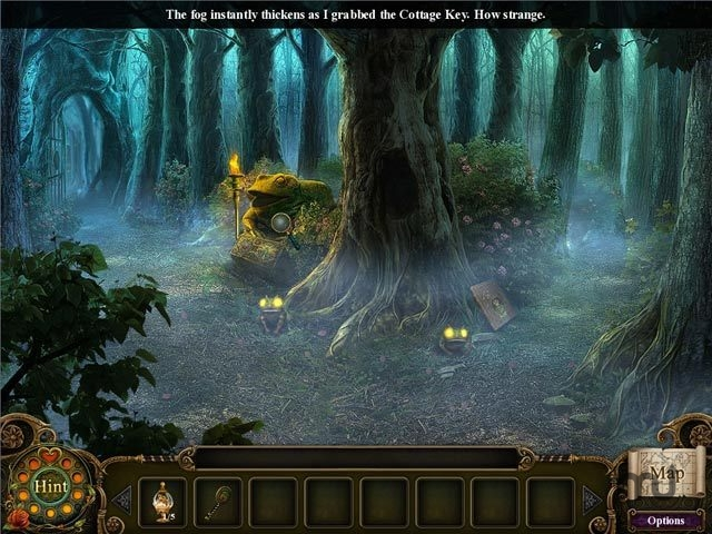 Screenshot 1 for Dark Parables: The Exiled Prince Collector's Edition