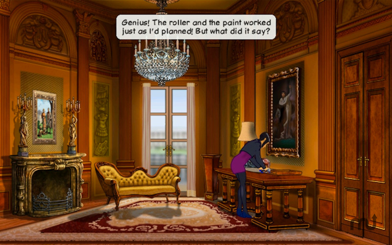 Screenshot 1 for Broken Sword: Director's Cut