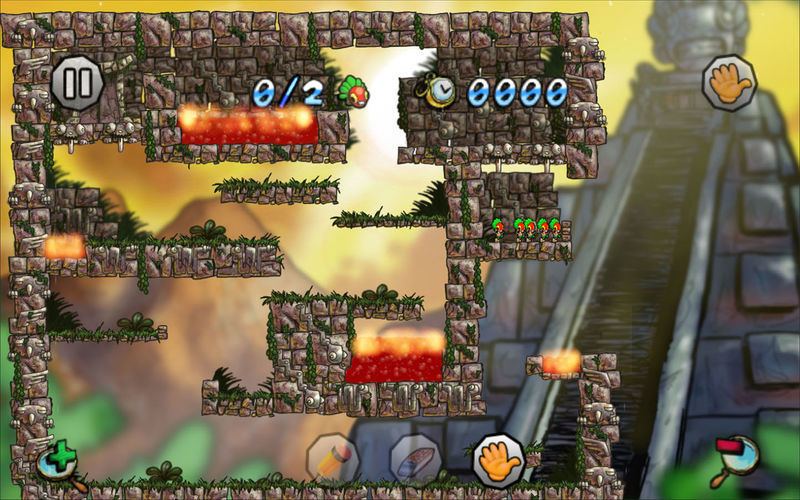 Screenshot 3 for Age of Tribes