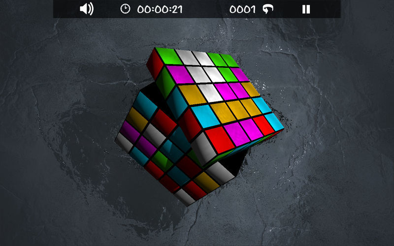 Screenshot 1 for Magic Cube Classic