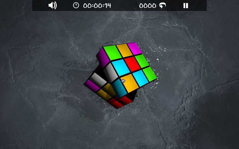 Screenshot 2 for Magic Cube Classic
