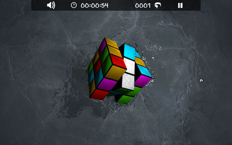 Screenshot 3 for Magic Cube Classic