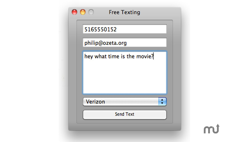 Screenshot 1 for Free Texting