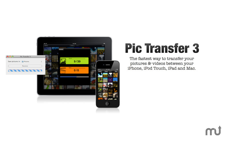 Screenshot 1 for Pic Transfer Companion