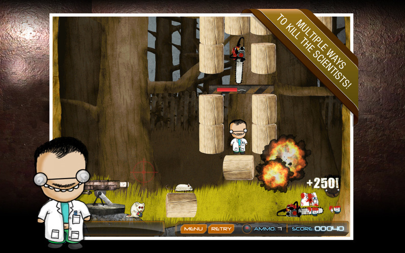 Screenshot 1 for Rodent Rage