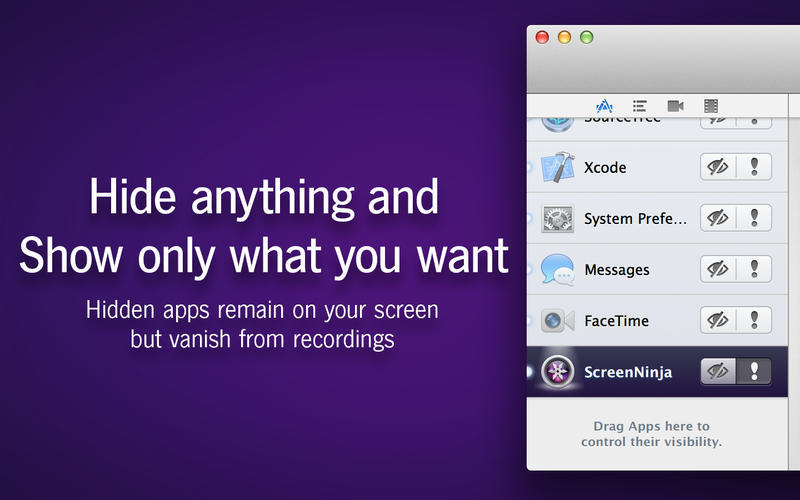 Screenshot 2 for ScreenNinja