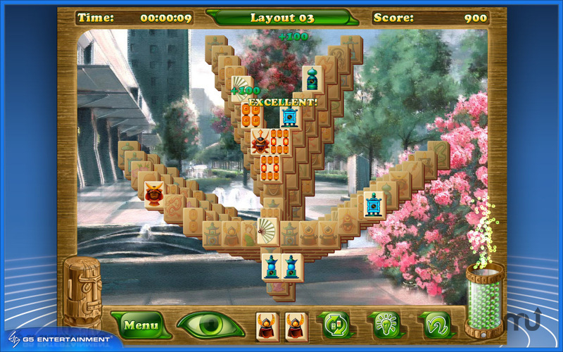 Screenshot 1 for Mahjong Artifacts: Chapter 2