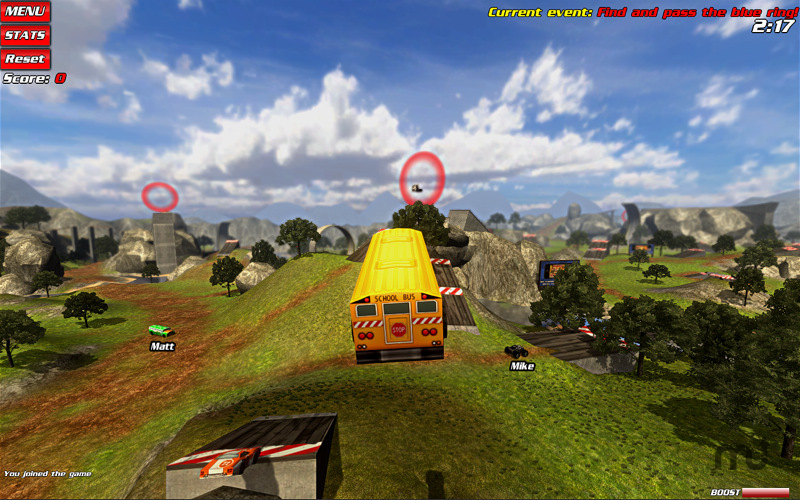 Screenshot 1 for Crashdrive 3D