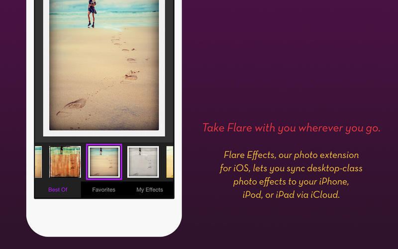 Screenshot 4 for Flare
