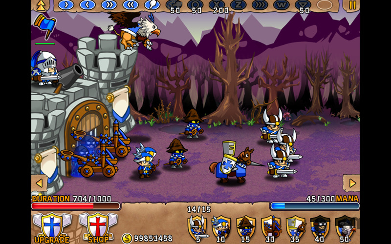 Screenshot 1 for Avatar of War: The Dark Lord