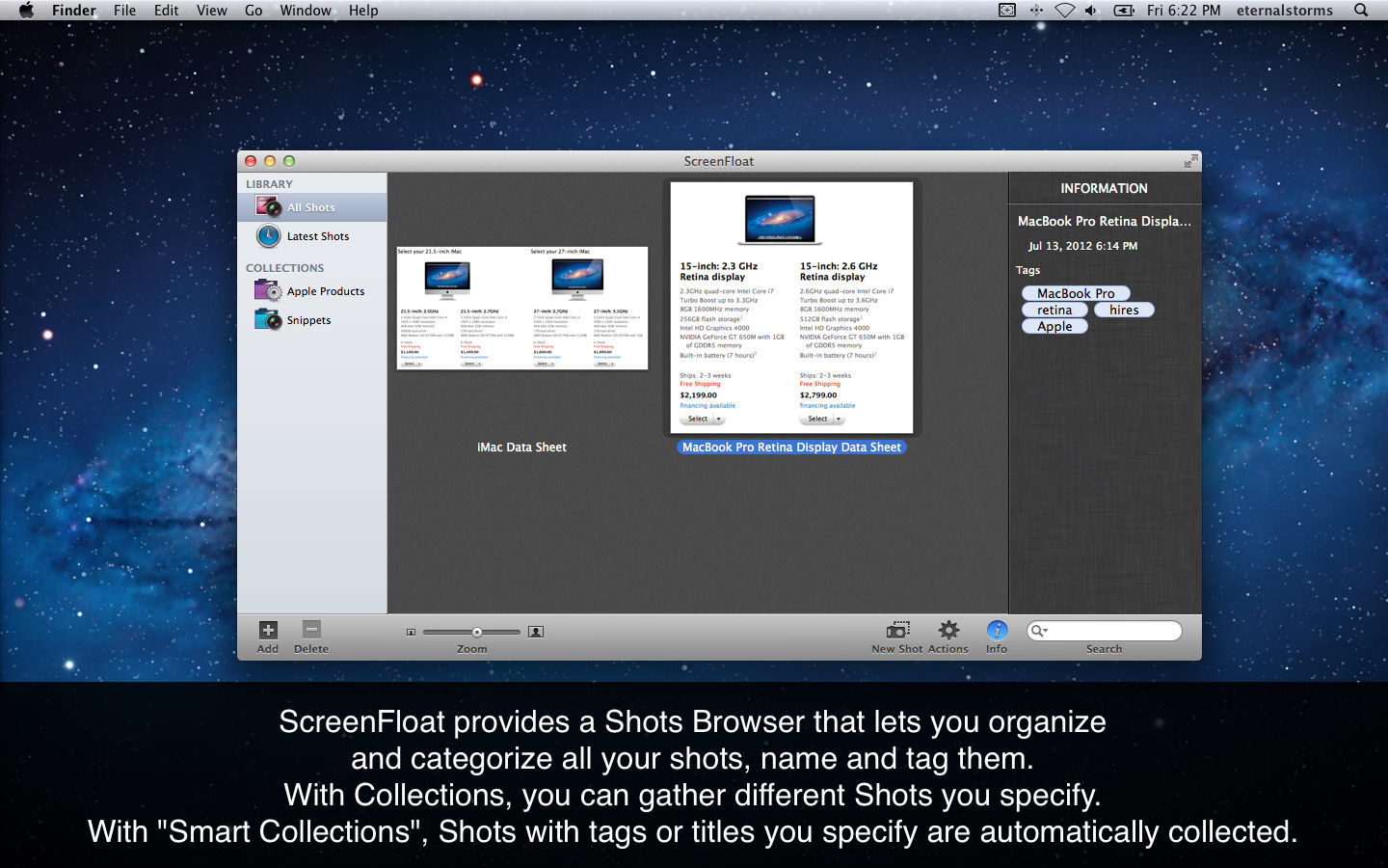 Screenshot 4 for ScreenFloat