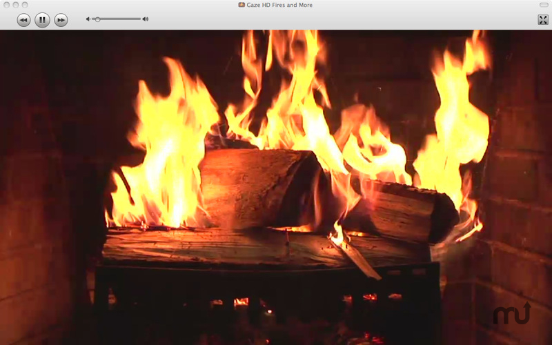Screenshot 1 for Gaze HD Fireplaces and More