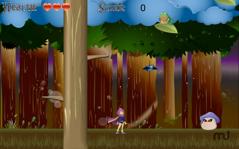 Screenshot 1 for Dark Woods