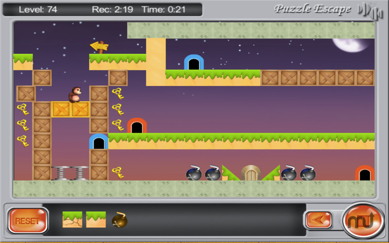 Screenshot 1 for Puzzle Escape