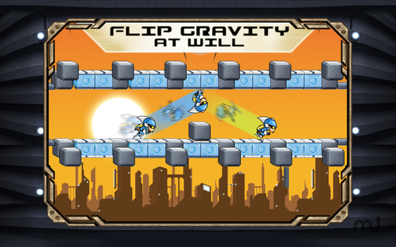 Screenshot 1 for Gravity Guy