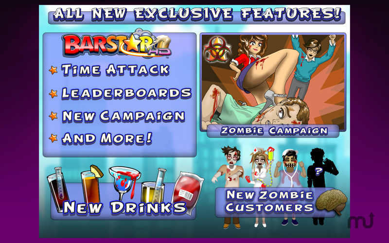 Screenshot 1 for Bar Star HD