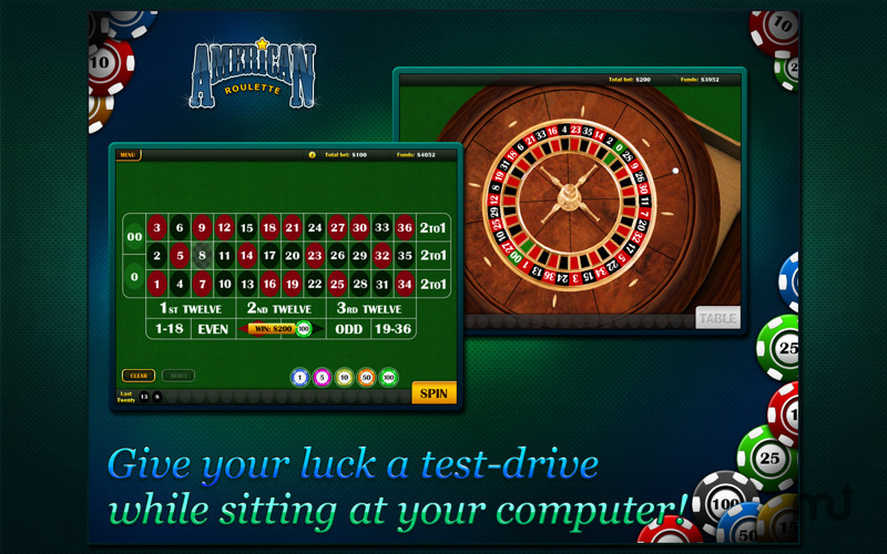 Screenshot 1 for Roulette 3D