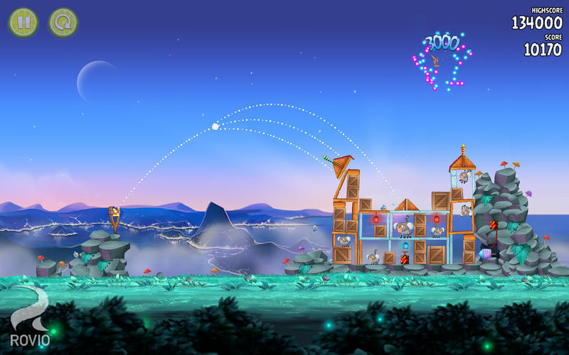 Screenshot 3 for Angry Birds Rio