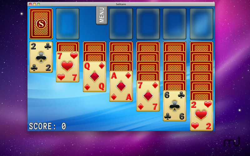 Screenshot 1 for Solitaire!