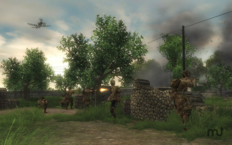 Screenshot 1 for Brothers in Arms: Road to Hill 30