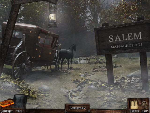 Screenshot 1 for Hidden Mysteries: Salem Secrets