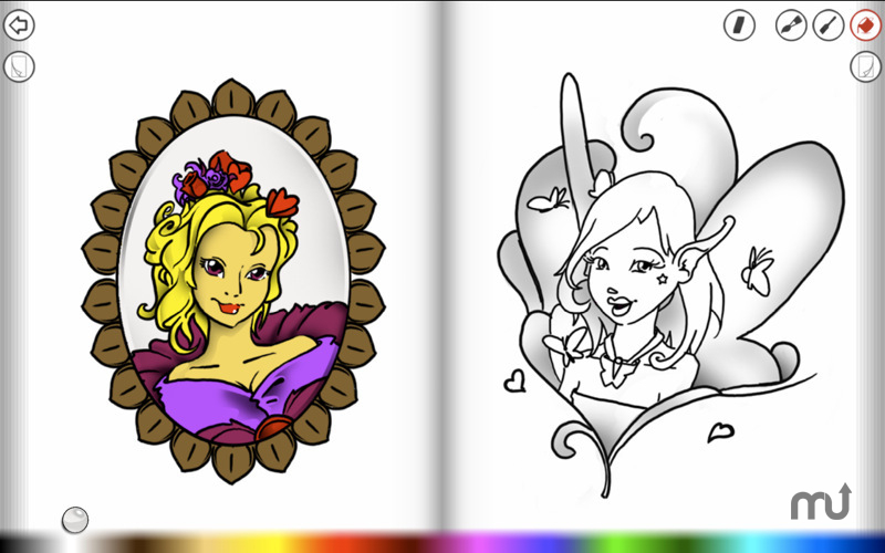 Screenshot 1 for Color Me!