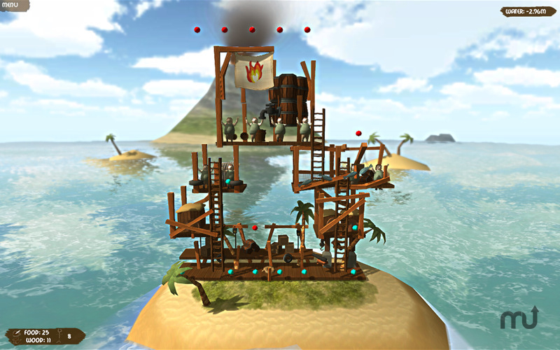 Screenshot 1 for Stacking Island