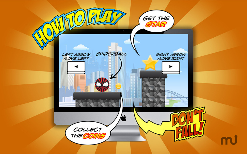 Screenshot 1 for SpiderBall