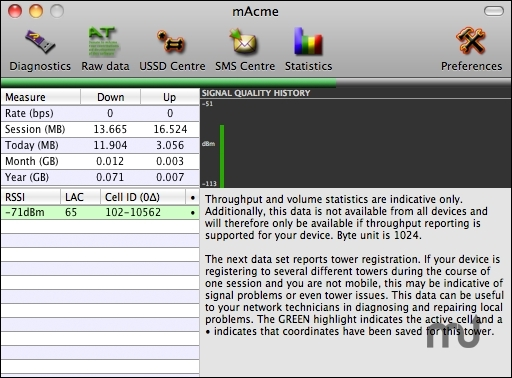 Screenshot 1 for mAcme