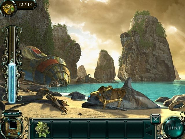 Screenshot 1 for Empress of the Deep 2: Song of the Blue Whale CE
