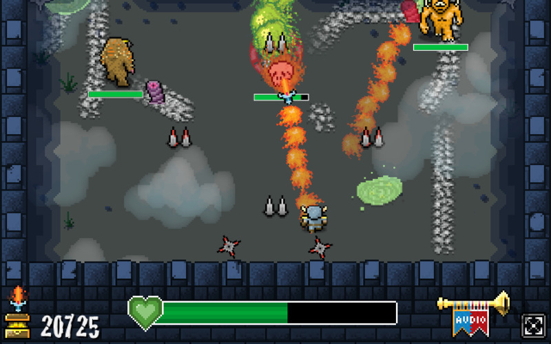Screenshot 1 for Onslaught Arena