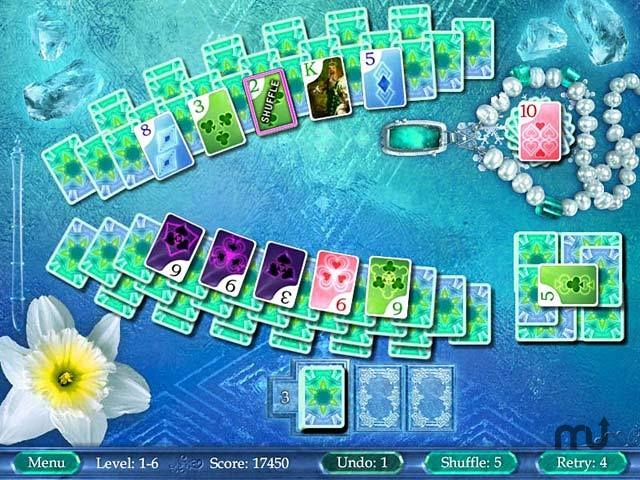 Screenshot 1 for Heartwild Solitaire