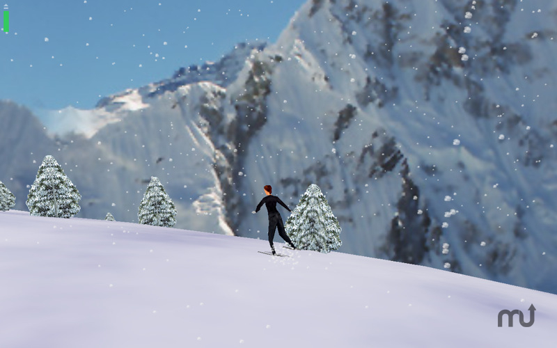 Screenshot 1 for Backcountry Ski
