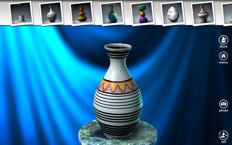 Screenshot 1 for Let's Create! Pottery