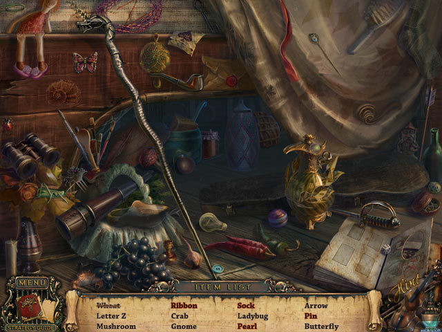 Screenshot 1 for Maestro: Music of Death Collector's Edition
