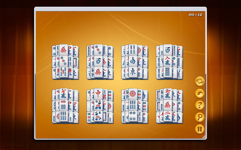Screenshot 2 for Mahjong Deluxe