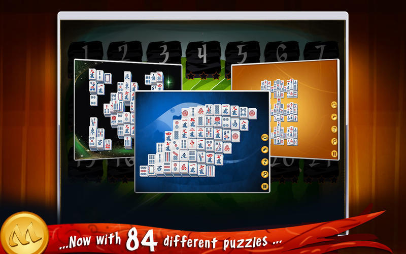 Screenshot 4 for Mahjong Deluxe